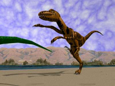 The Unmuseum Dinosaur Metabolism